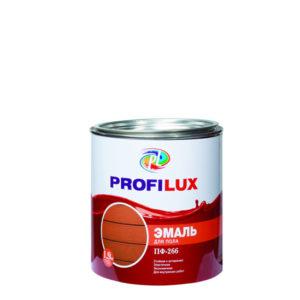 Эмаль ПФ-266 Профилюкс для пола красно-коричневая 0,9 кг