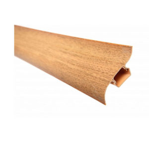 Плинтус T-Plast с кабель- каналом 016 Пестрое дерево 2,5 м