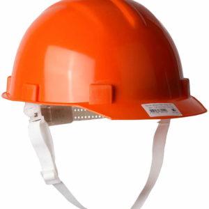 Каска защитная ЗУБР МАСТЕР оранжевая