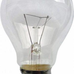 Лампа накаливания Е27 12В 60Вт