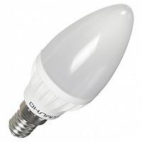 Лампа светодиодная свеча на ветру ASD-7,5Вт-3000K-Е14-675Лм