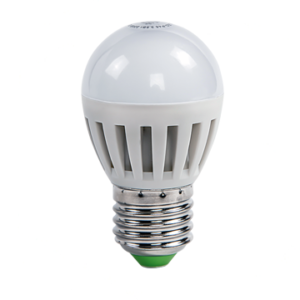 Лампа светодиодная ASD-Р45-3.5Вт-3000K-Е27-300Лм