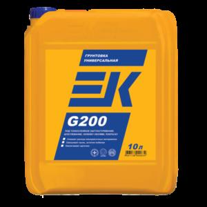 Грунтовка ЕК G200 универсальная 10 л