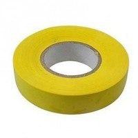 Изолента ПВХ 15х20 желтая Милен