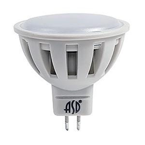 Лампа светодиодная ASD-GU5.3-3Вт-4000K-250Лм