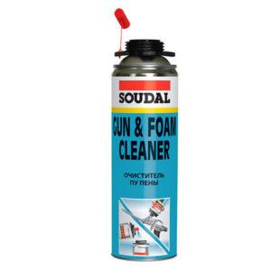 Очиститель пены SOUDAL 500 мл (12)