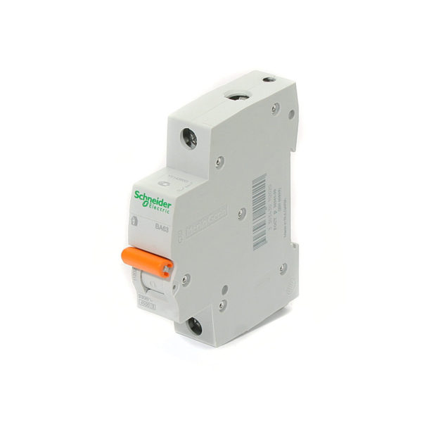 Автоматический выключатель Домовой ВА63 1P 63А Schneider Electric