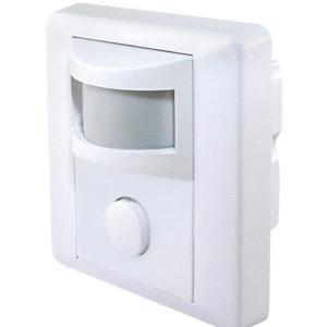 Датчик движения ДДВ-01 600Вт IP20 120гр 5-480с TDM