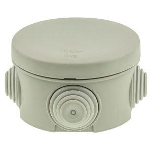 Коробка распределительная о/п круглая 4 ввода IP55 80х40 мм Schneider Electric
