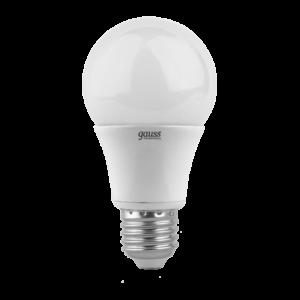 Лампа светодиодная шар LED Elementary Globe 6w=60w E27 4000k Gauss