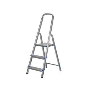 Лестница-стремянка СИБИН алюминиевая 3 ступени 60 см