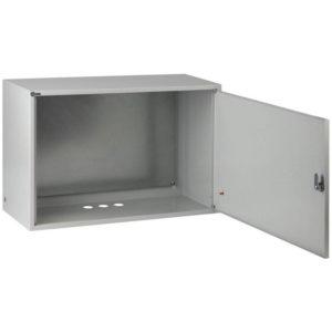 Щит металлический навесной ЩМП-4.6.2-0 76 УХЛ3 IP31 с монтажной панелью 600х400х250 ERA