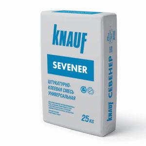 Штукатурно-клеевая смесь Кнауф Севенер 25 кг