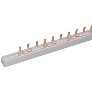 Шина соединительная типа PIN (штырь) 3 фазы до 63А (дл.1м) ИЭК