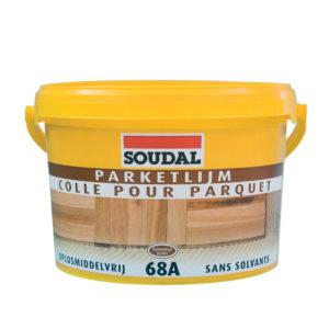 Клей паркетный SOUDAL 68А 15 кг