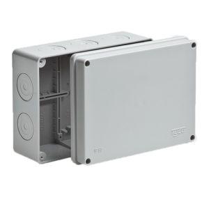 Коробка распределительна о/п квадрат 200х140х75 Тусо IP55