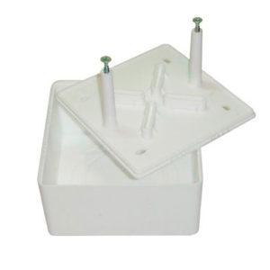 Коробка универсальная для кабель-каналов 85х85х45 ТУСО