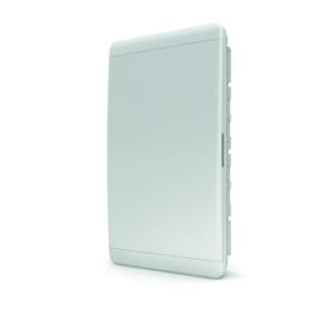 Щит пластиковый распределительный встраиваемый 36 мод IP41 белая дверца Tekfor