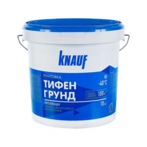 Грунтовка Кнауф Тифенгрунд 10 л