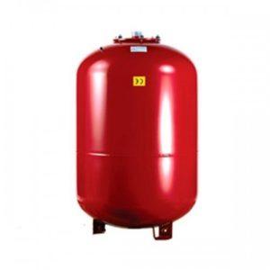 Бак расширительный 18л мембранный для отопления красный VAREM East