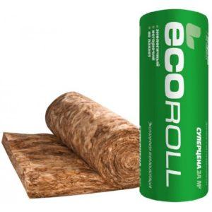 Экоролл (Рулон) 044 (8200х1220х50мм)х2 20 м2/1 м3/11 кг/м3 паллет 40 шт