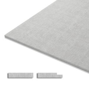 ГВЛВ Гипсоволокнистый лист влагостойкий Кнауф 2500х1200х12,5 мм (40л)