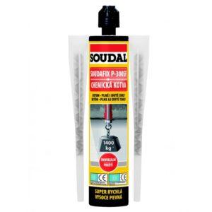 Химический анкер SOUDAFIX P-300SF 280 мл (12)