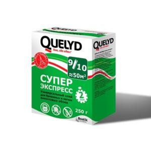 Клей обойный QUELYD Супер-экспресс 250гр