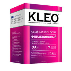 Клей обойный KLEO EXTRA Флизелиновый 250 гр