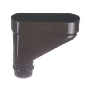 Коллектор Lux Шоколад D=100 Деке (Docke)