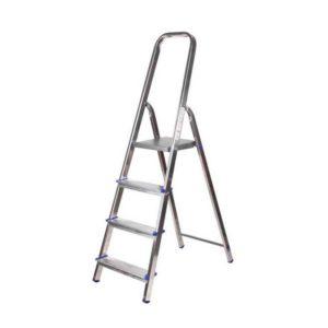 Лестница-стремянка СИБИН алюминиевая 4 ступени 82 см