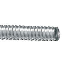 Металрукав оцинкованный гофрированный гибкий 12 мм
