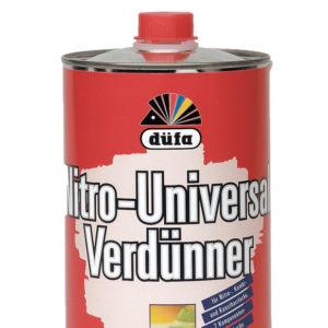 Dufa Раствор NITRO-UNIVERSAL-VERDUNNER; универсальный нитроразбавитель 1л