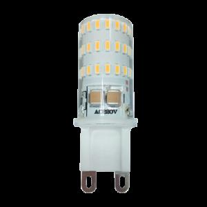 Лампа светодиодная Jazzway G9 5Вт 4000К 300Лм 220Вт/50Гц