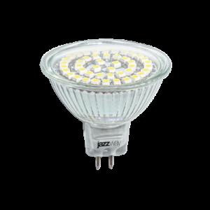 Лампа светодиодная Jazzway GU5.3-3Вт-4000К-300Лм