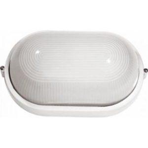 Светильник пылевлагозащищенный 1x60Вт(Е27) овал 210x105x105 IP54 ИЭК