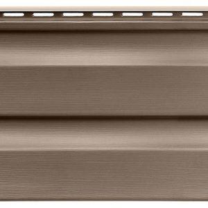 Сайдинг Нуга 232х3660 мм D4.5D DOCKE Акриловый Sпол=0,85 м2