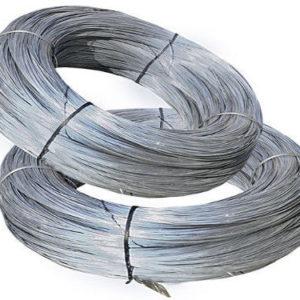 Проволока вязальная цинковая Д 1,2 мм (5 кг)