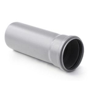 Труба 110х2,7х500 мм ПОЛИТЕК для внутренней канализации
