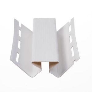 Угол внутренний для сайдинга Пломбир 3050 мм Деке (Docke)