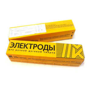 Электроды УОНИ 13/55 5 (6кг) ММК
