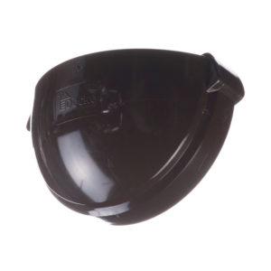 Заглушка желоба Lux Шоколад D=141 Деке (Docke)